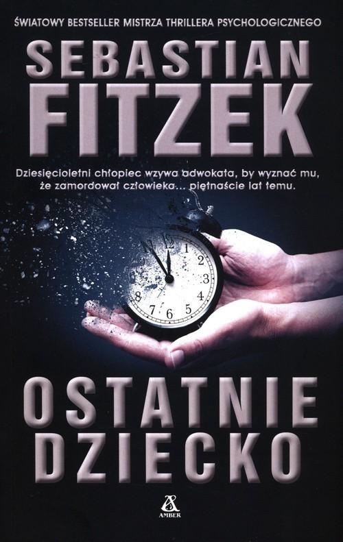 okładka Ostatnie dzieckoksiążka |  | Sebastian Fitzek