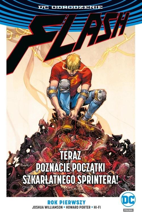 okładka Flash Rok pierwszyksiążka |  |