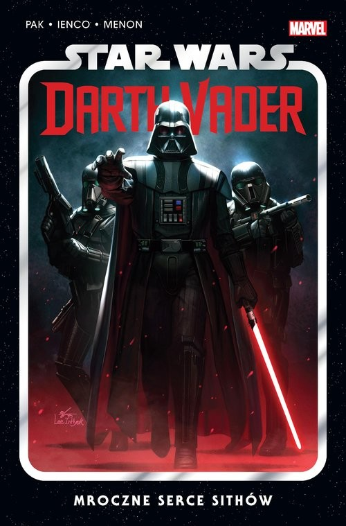 okładka Star Wars: Darth Vader Mroczne serce Sithów Tom 1książka |  |