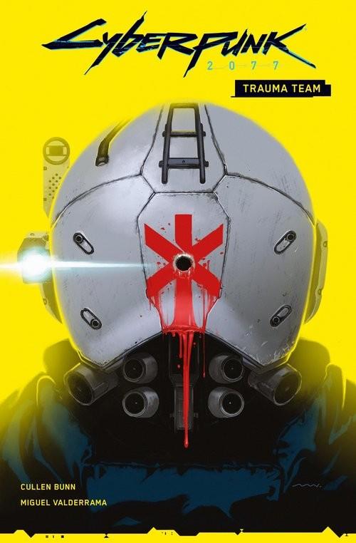 okładka Cyberpunk 2077 Trauma Team Tom 1książka |  |