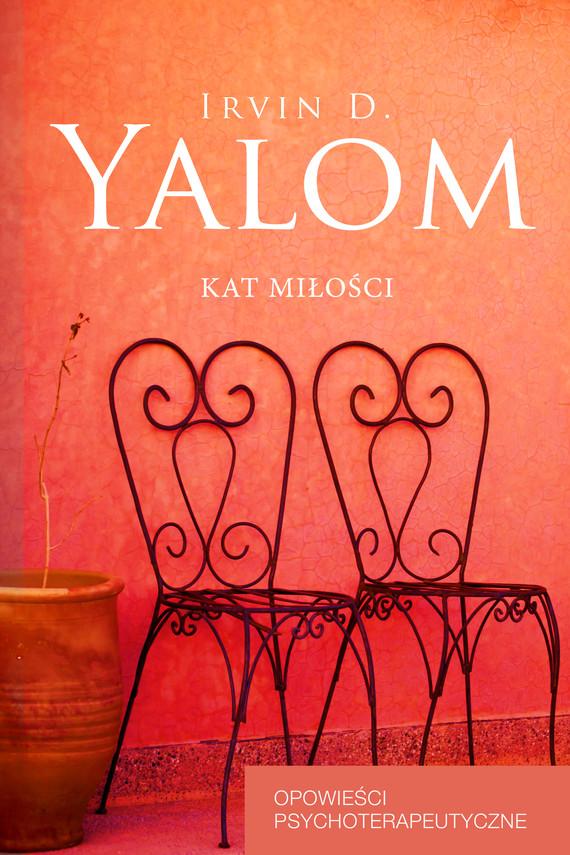 okładka Kat miłościebook   epub, mobi   Irvin D. Yalom