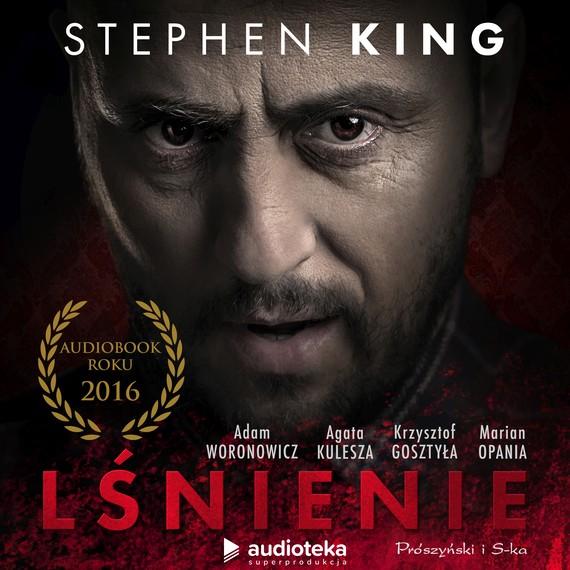 okładka Lśnienieaudiobook | MP3 | Stephen King