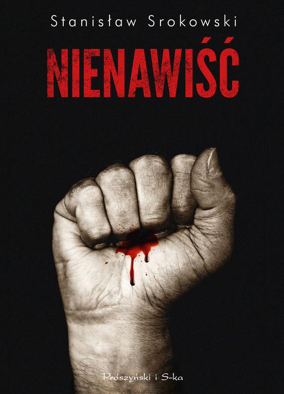 okładka Nienawiśćebook | epub, mobi | Stanisław Srokowski