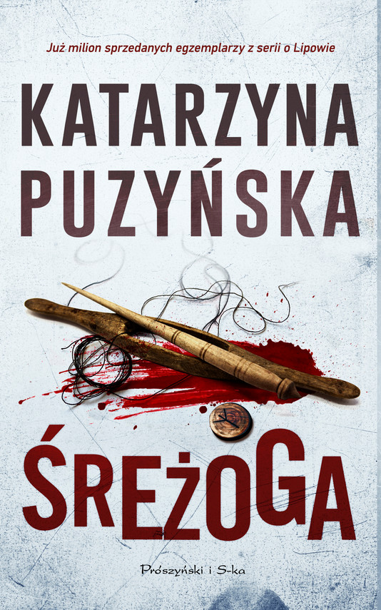 okładka Śreżogaebook | epub, mobi | Katarzyna Puzyńska