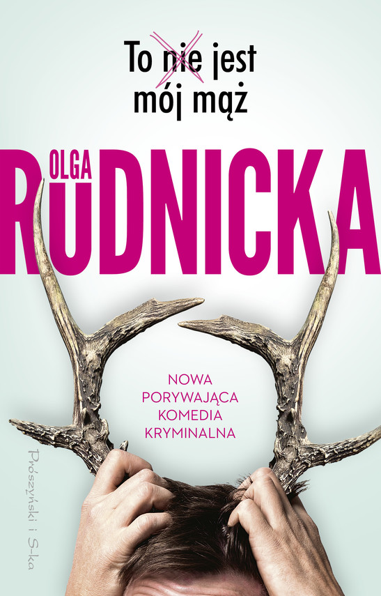 okładka To nie jest mój mążebook   epub, mobi   Olga Rudnicka