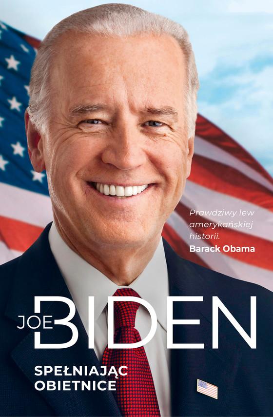 okładka Spełniając obietniceebook | epub, mobi | Joe Biden