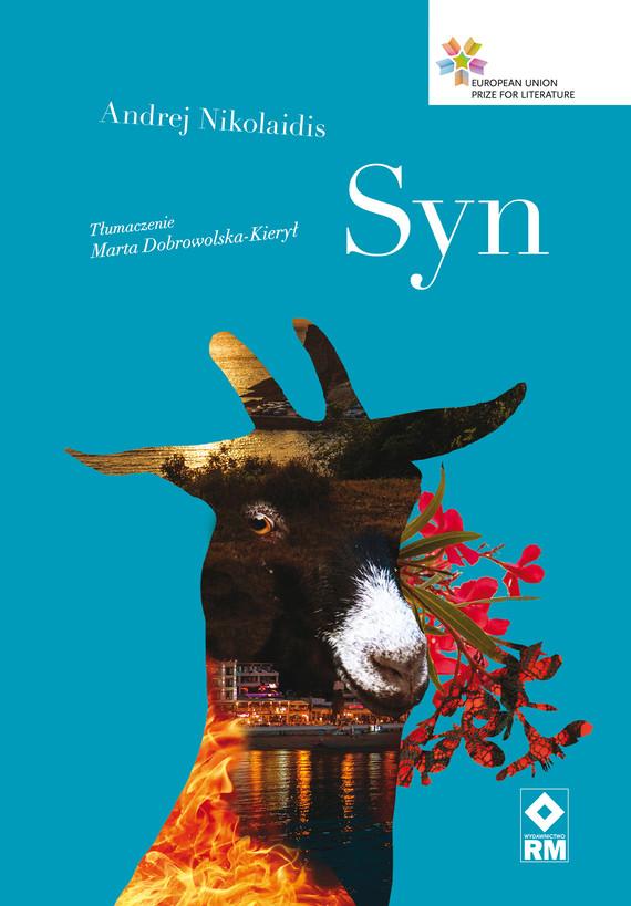 okładka Synebook | epub, mobi | Andrej Nikolaidis