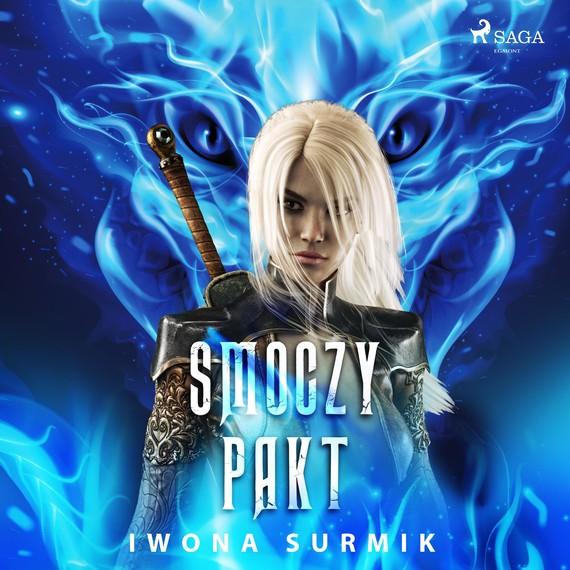 okładka Smoczy paktaudiobook | MP3 | Iwona Surmik
