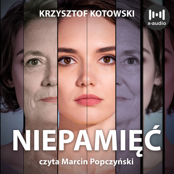 okładka Niepamięćaudiobook | MP3 | Krzysztof Kotowski