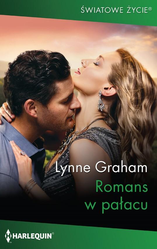 okładka Romans w pałacuebook | epub, mobi | Lynne Graham