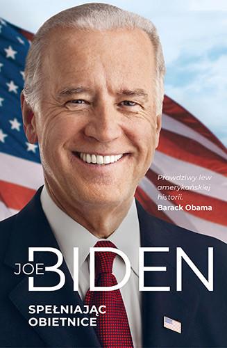 okładka Spełniając obietniceksiążka      Biden Joe
