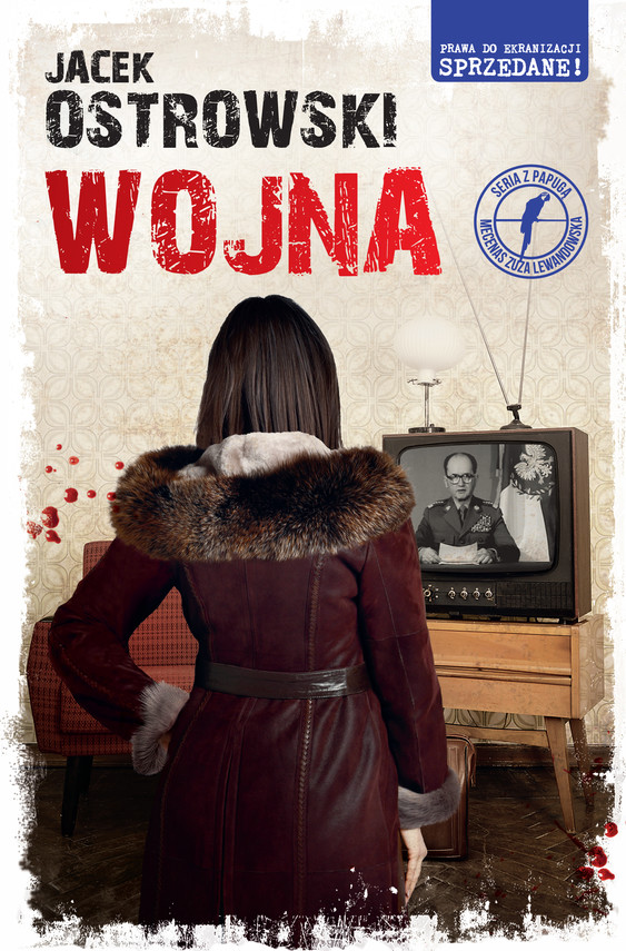 okładka Wojnaebook | epub, mobi | Jacek  Ostrowski