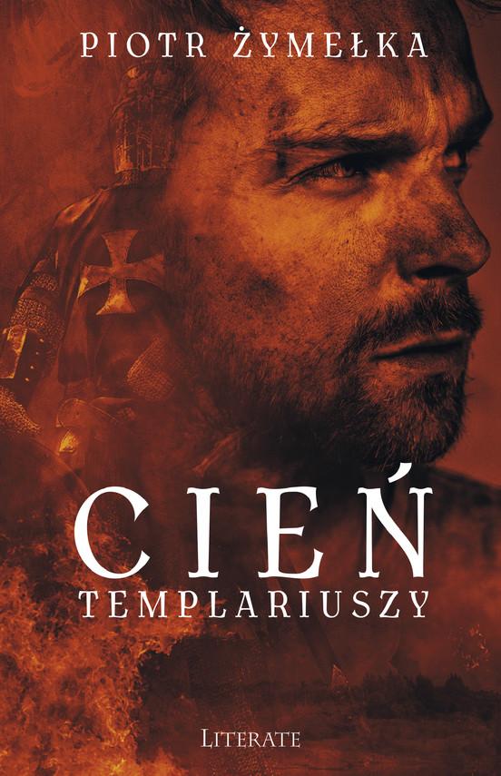 okładka Cień Templariuszyebook | epub, mobi | Piotr Żymelka