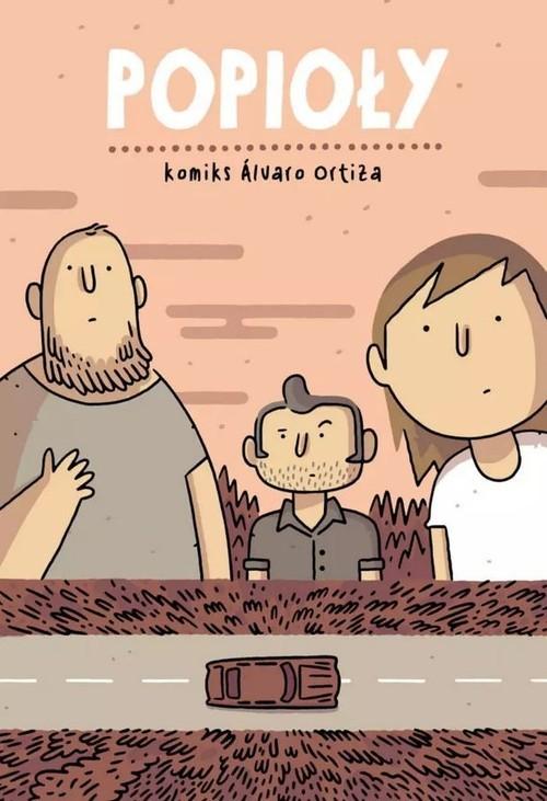 okładka Popiołyksiążka |  | Ortiza Alvaro