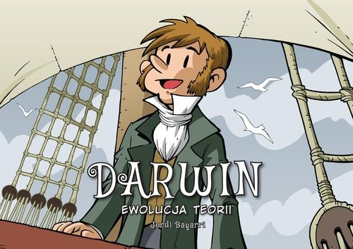 okładka Darwin Ewolucja teoriiksiążka      null
