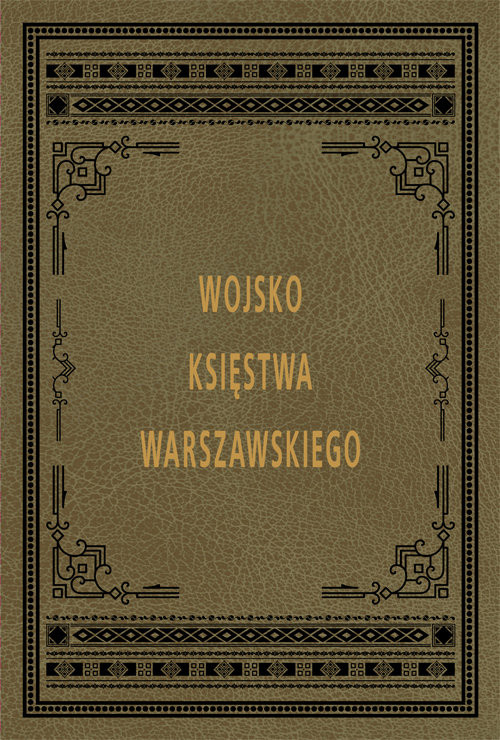 okładka Armia Księstwa Warszawskiegoksiążka |  | Malibran Alfons