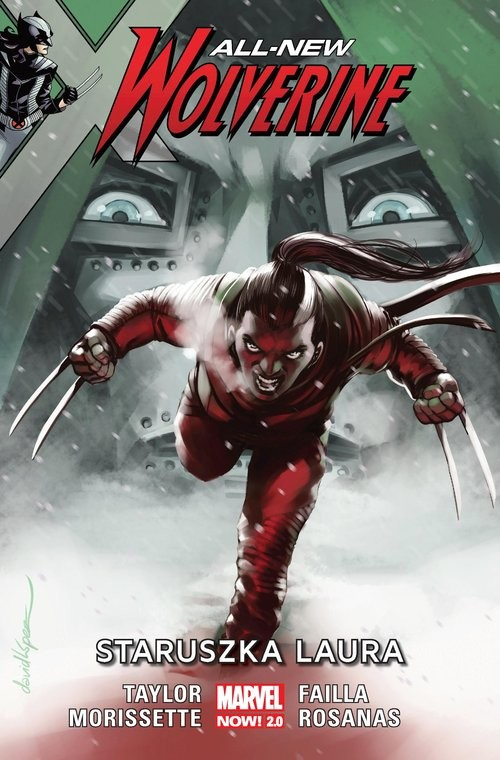 All-New Wolverine - Staruszka Laura Tom 5