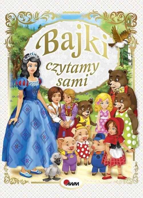 okładka Bajki czytamy samiksiążka |  |