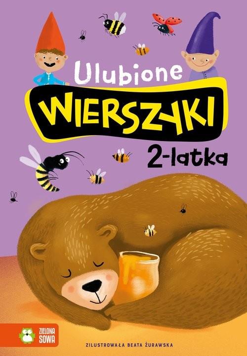 okładka Ulubione wierszyki 2-latkaksiążka |  | Julian Tuwim, Maria Konopnicka, Władysław Bełza, Ignacy Krasicki, Stanisław Jachowicz, Aleksand Fredro