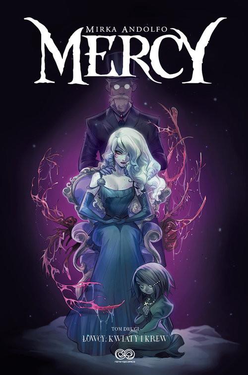 okładka Mercy Tom 2książka |  | Andolfo Mirka