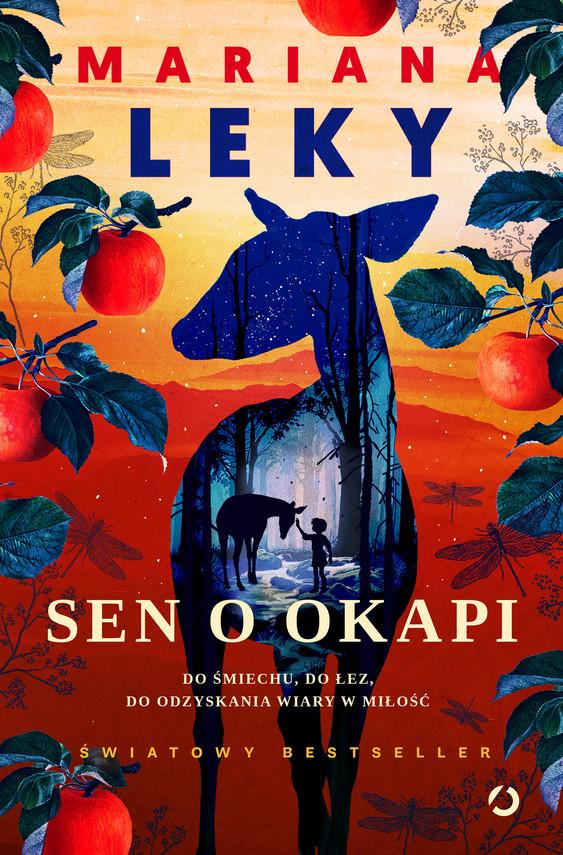okładka Sen o okapiebook | epub, mobi | Mariana Leky