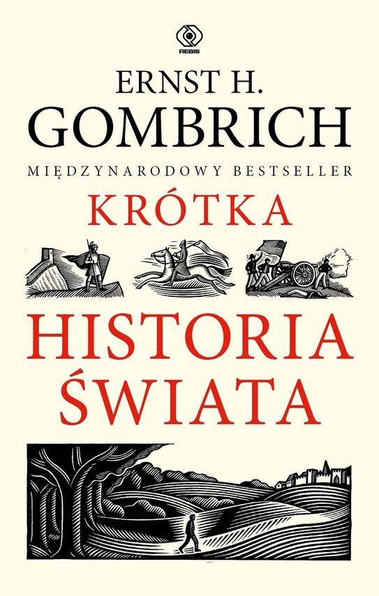 okładka Krótka historia świataebook | epub, mobi | Ernst H. Gombrich