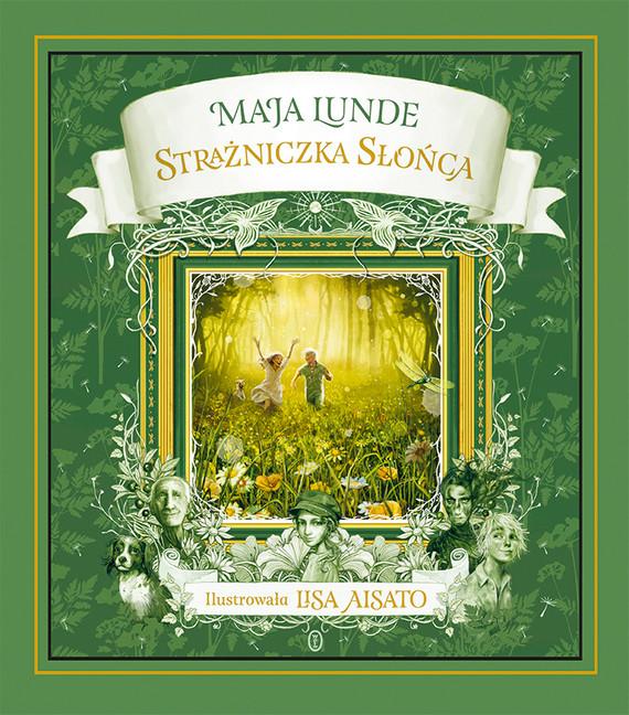 okładka Strażniczka Słońcaebook | epub, mobi | Maja Lunde