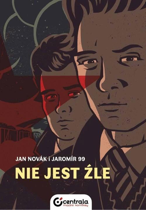 okładka Nie jest źleksiążka |  | Jan Novák, 99 Jaromir