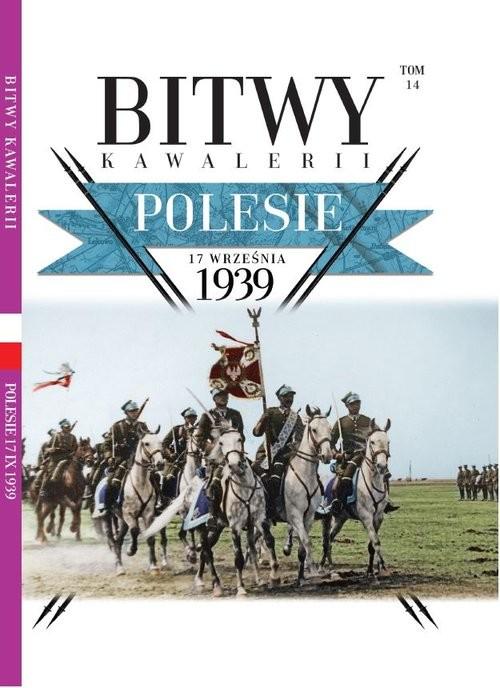 okładka Bitwy Kawalerii nr 14 Polesieksiążka     