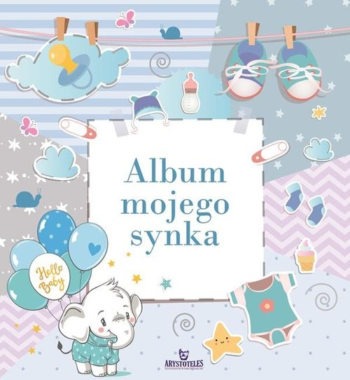 okładka Album mojego synkaksiążka |  | Matusiak Monika