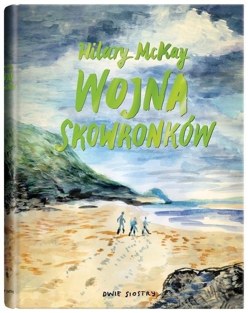 okładka Wojna skowronkówksiążka |  | McKay Hilary