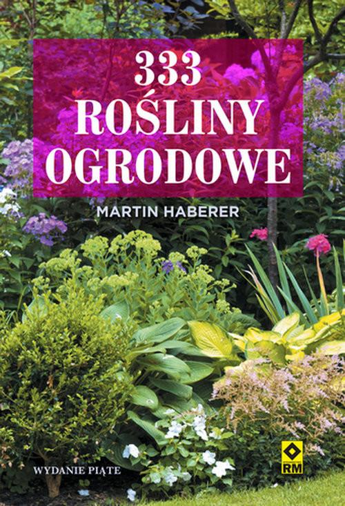 okładka 333 rośliny ogrodoweksiążka |  | Haberer Martin