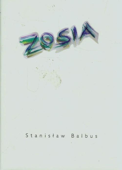 okładka Zosiaksiążka |  | Balbus Stanisław