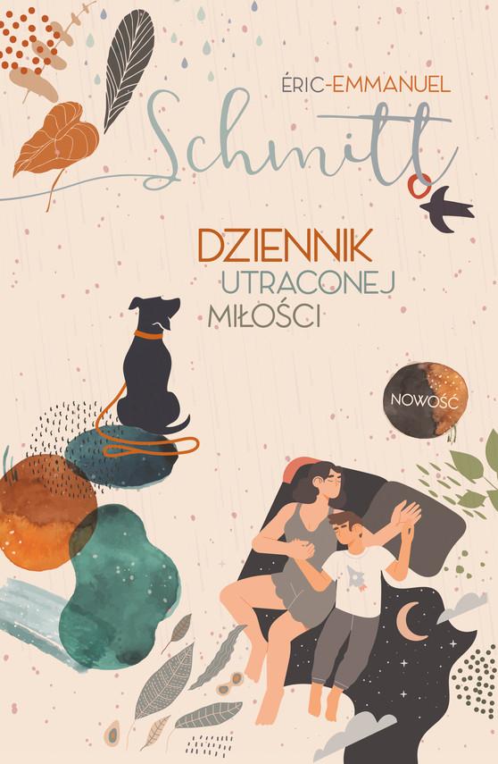 okładka Dziennik utraconej miłościebook | epub, mobi | Eric-Emmanuel Schmitt