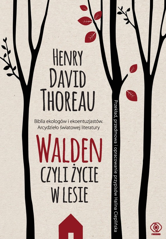 okładka Waldenebook | epub, mobi | Henry David Thoreau