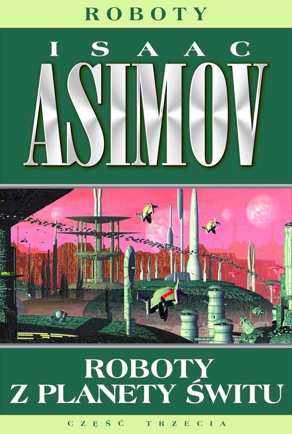 okładka Roboty z planety Śwituebook | epub, mobi | Isaac Asimov