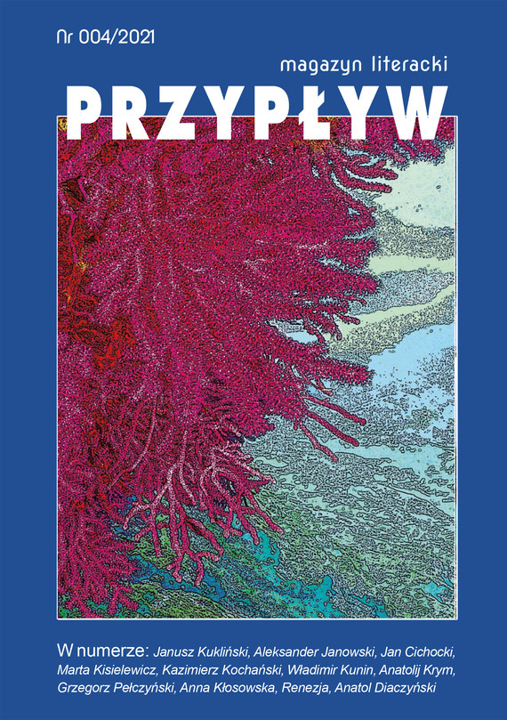 okładka Przypływ. Magazyn literacki, nr 004/2021ebook | epub, mobi | Aleksander Janowski