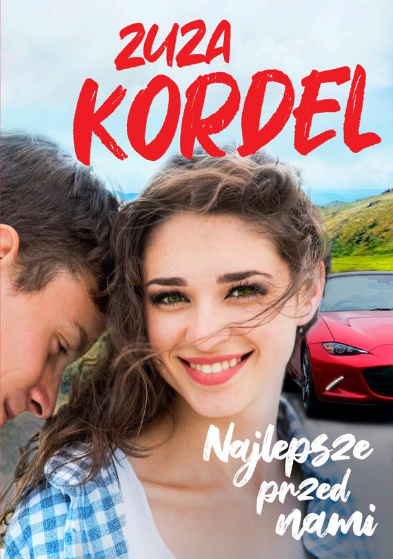 okładka Najlepsze przed namiebook | epub, mobi | Zuza Kordel