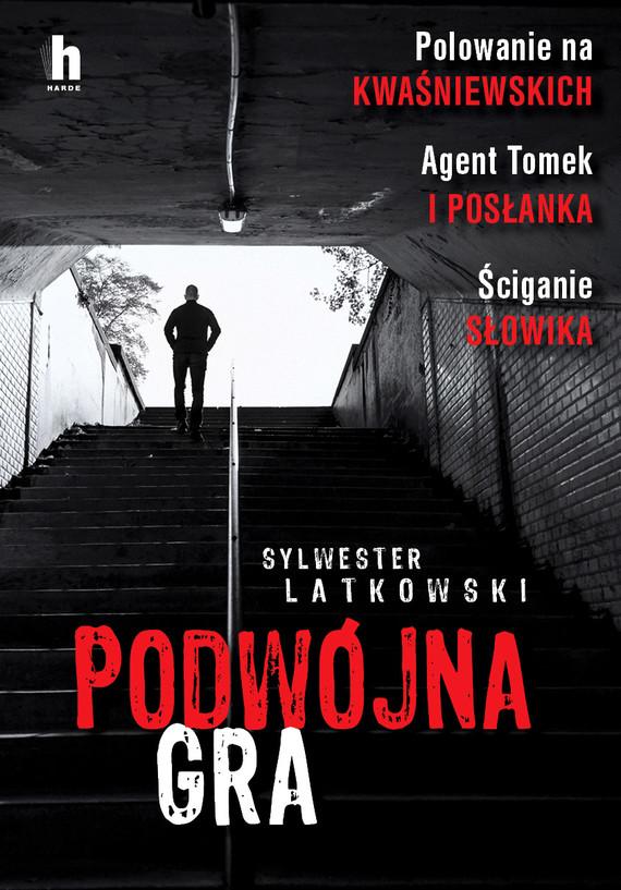 okładka Podwójna graebook | epub, mobi | Sylwester Latkowski