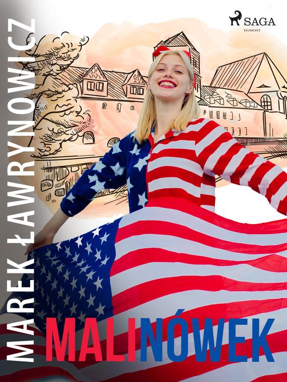 okładka Malinówekebook | epub, mobi | Marek Ławrynowicz