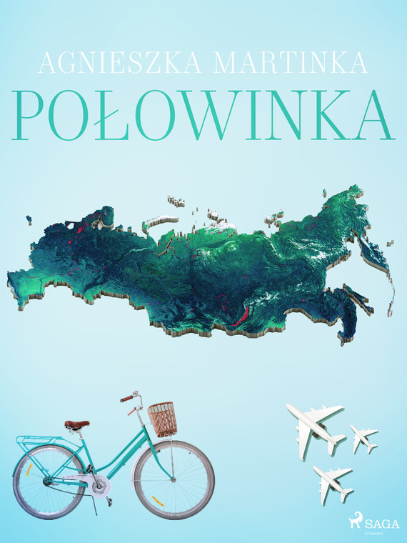 okładka Połowinkaebook | epub, mobi | Martinka Agnieszka