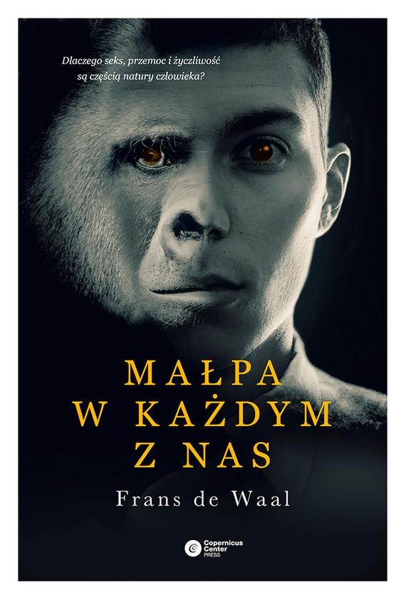 okładka Małpa w każdym z nasebook | epub, mobi | Frans de Waal