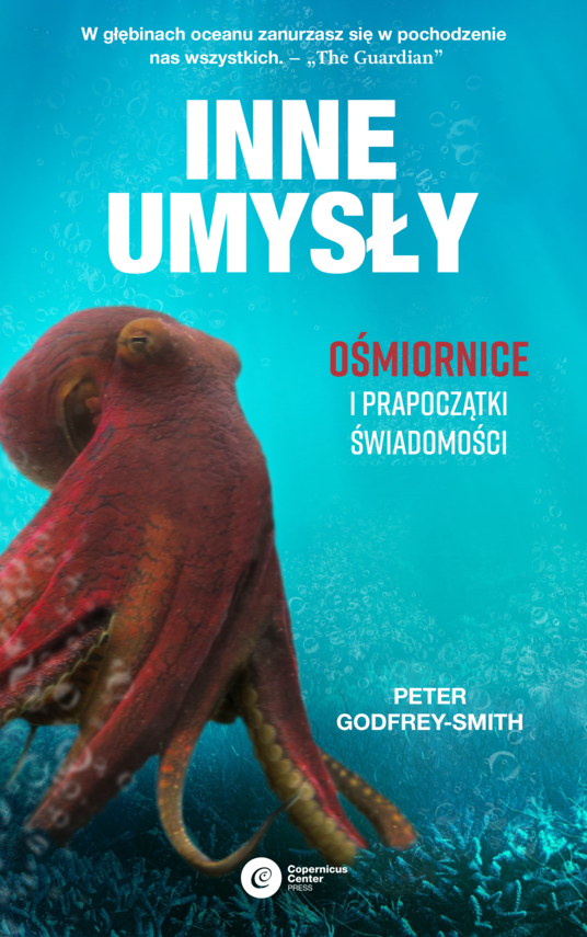 okładka Inne umysły.ebook | epub, mobi | Peter  Godfrey-Smith