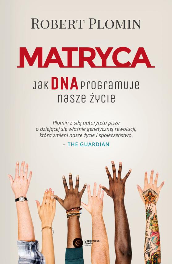 okładka Matrycaebook | epub, mobi | Robert Plomin