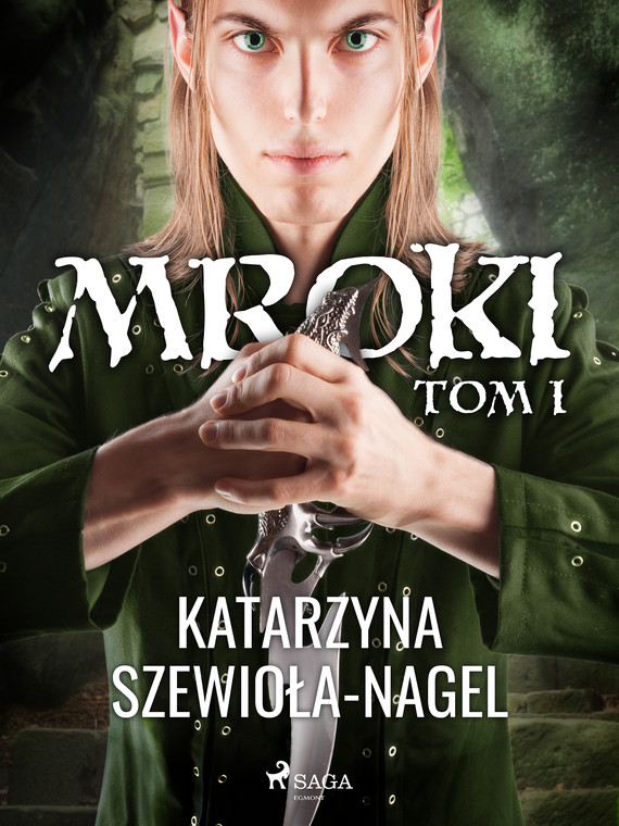 okładka Mroki Iebook | epub, mobi | Katarzyna Szewiola-Nagel