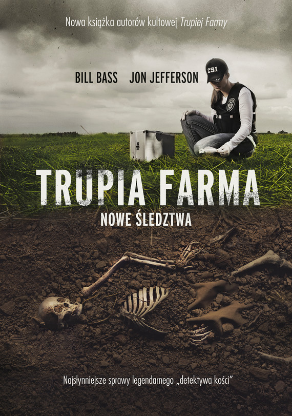 okładka Trupia Farma. Nowe śledztwa [2021]ebook | epub, mobi | Bill Bass, Jon Jefferson