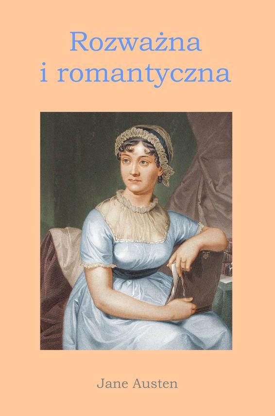 okładka Rozważna i romantycznaebook   pdf   Jane Austen