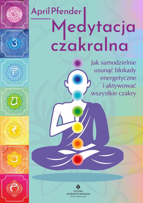 okładka Medytacja czakralnaebook | pdf | April  Pfender