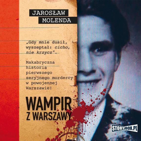okładka Wampir z Warszawyaudiobook   MP3   Jarosław  Molenda
