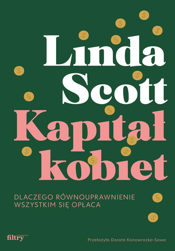 okładka Kapitał kobietebook   epub, mobi   Scott Linda